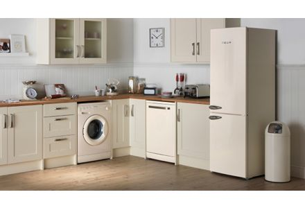 Save up to £50 on selected Large Kitchen Appliances.