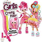 more details on Lalaloopsy Girls' Crazy Hair Dolls.