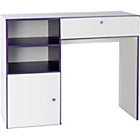 more details on Zest Office Desk - Purple.