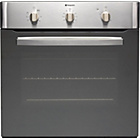 more details on Hotpoint First Edition SHS 31 X Built-in Oven - S/Steel