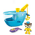 more details on Fisher-Price Octonauts Gup-C and Shellington.