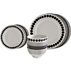 more details on Heart of House Mix N Match 12 Piece Porcelain Dinner Set.