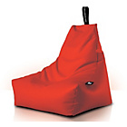 more details on Mighty-B Polyester Luxury Bean Bag - Red.