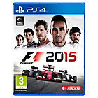 more details on F1 2015 PS4 Pre-order Game.