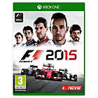 more details on F1 2015 Xbox One Pre-order Game.