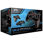 more details on Gioteck VX2 Wired Gaming Controller for PS3.