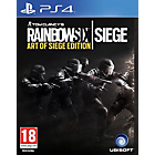 more details on Tom Clancy's Rainbow Six: Art of Siege PS4 Pre-order Game.