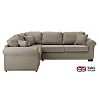 more details on Collection Erinne Fabric Left Hand Corner Sofa Group - Linen