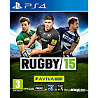 more details on Rugby 15 PS4 Game.