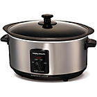 more details on Morphy Richards 48701 3.5L Sear and Stew Slow Cooker - Steel