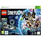 more details on LEGO® Dimensions Xbox 360 Starter Pack - Pre-order.
