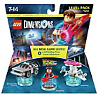 more details on LEGO® Dimensions: Back to the Future Level Pack - Pre-order.
