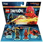 more details on LEGO® Dimensions: Ninjago Team Pack - Pre-order.