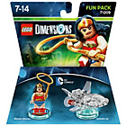 more details on LEGO® Dimensions: Wonder Woman Fun Pack - Pre-order.