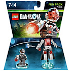 more details on LEGO® Dimensions: Cyborg Fun Pack - Pre-order.
