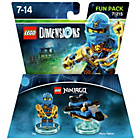 more details on LEGO® Dimensions: Ninjago Jay Fun Pack - Pre-order.