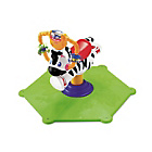 more details on Fisher-Price Bounce 'n' Spin Zebra.