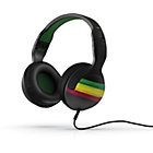 more details on Skullcandy Hesh 2.0 Headphones - Rasta.
