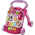 more details on VTech First Steps Baby Walker - Pink.