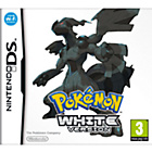 more details on Pokemon White DS Game.