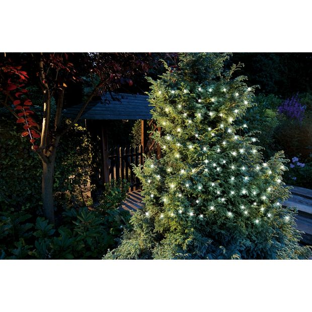 Buy 200 Solar LED String Lights at Argos.co.uk - Your Online Shop for Solar lighting, Outdoor ...