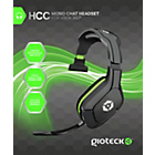 more details on Gioteck HCC Wired Mono Gaming Headset for Xbox 360.
