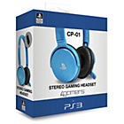 more details on A4T CP01 Blue Wired Gaming Headset for PS3.