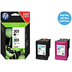 more details on HP 301 Ink Cartridge Combo Pack.
