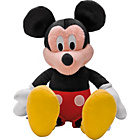 more details on Mickey Mouse Clubhouse Large Talking Mickey Plush Soft Toy.