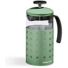 more details on Morphy Richards Accents 8 Cup 1000ml Cafetiere - Sage.