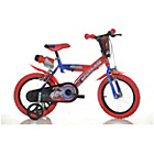 more details on Ultimate Spider-Man Bicycle 14 inch.