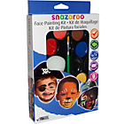 more details on Snazaroo Primary Facepaint Paint Kit.