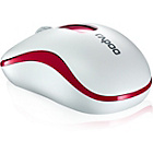 more details on Rapoo M10 Wireless Mouse - Red.