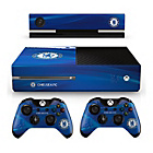 more details on Xbox One Chelsea FC Console & Controller Skin Pack.