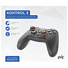 more details on Prif PS3 Kontrol 3 Wireless BT Controller - Black.