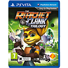 more details on Ratchet and Clank Trilogy PS Vita Game.