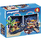 more details on Playmobil Take Along Pirate Treasure Chest - 5347.