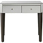 more details on Murano 2 Drawer Dressing Table - Mirrored.