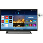 more details on Toshiba 40D3553DB 40 Inch Full HD Smart TV/DVD Combi.