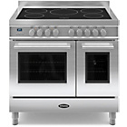 more details on Britannia RC-9TI-QL-S Dual Fuel Range Cooker - SSteel.