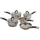 more details on Ready Steady Cook Bistro 5 Piece Pan Set.