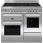 more details on Britannia RC-10XGI-QL-S Dual Fuel Range Cooker - SSteel.