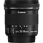 more details on Canon EF S 10-18mm f/4.5 - f/5.6 IS STM DSLR Camera Lens.