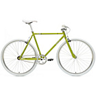more details on Chill Bike 58cm with Silver Rims - Green.