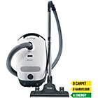 more details on Miele Classic C1 EcoLine Plus Bagged Cylinder Vacuum Cleaner