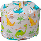 more details on Chad Valley Dino Cotton Beanbag - Multicoloured.
