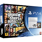 more details on Sony PS4 White 500GB Console with GTA V Game.