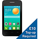 more details on Virgin Alcatel Pop D1 Mobile Phone - Blue.