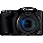 more details on Canon PowerShot SX400 16MP 30x Zoom Bridge Camera - Black.