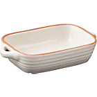 more details on Jamie Oliver Terracotta Small Baking Dish - Cream.